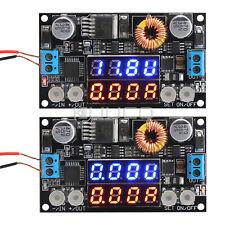 DC 5~32V to 0~30.0V 5A 30W Adjustable Voltage Regulator/Adapter + Voltmeter