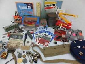 Bulk Lot of Vintage Items, Collectibles, Estate Items