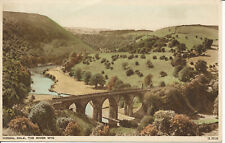 PC13967 Monsal Dale. The River Wye. Photochrom. No G.5535. 1956