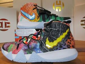 Nike Kybrid S2 WHAT THE KYRIE MultiColor BEST OF 15 CQ9323 900 2 PINEAPPLE nets