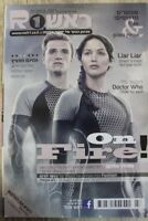 Jennifer Lawrence Hunger Games Rare Israeli Magazine 2013 Eminem