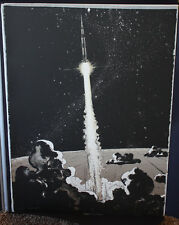 Celebrate 50 Anniversary of Moon Landing w/ 5 Apollo Story Original Lithographs