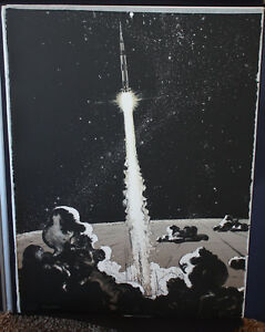 Celebrate 50 Anniversary of Moon Landing w/ 5 Apollo Story Original Lithographs