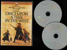 Once Upon A Time In The West Spec. Edition (Dvd) Henry Fonda Vg disc/ Good box
