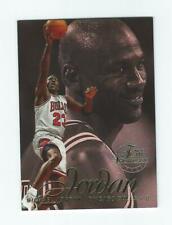 1996-97 FLAIR SHOWCASE ROW 2 #23 MICHAEL JORDAN BASKETBALL CARD