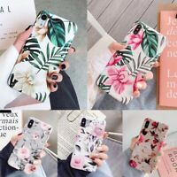 Cute Shockproof Flower Girls Case Cover For Iphone 11 Pro Max 8 7 6S XS XR X