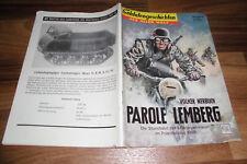 SOLDATENGESCHICHTEN 64 / 1959 -- PAROLE LEMBERG // 1. Gebirgsdivision in Polen