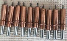 CLECO Set of ten Pre-rivet Tools