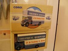 Corgi Bedford Plastic Diecast Vans