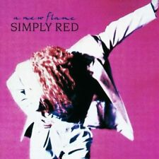 Simply Red - A New Flame - CD