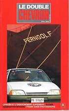 Le Double Chevron   N°94  1988 : Citroen et l'enseignement supérieur Scemm Génér