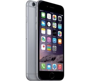 Straight Talk Prepaid Apple iPhone 6 32GB New in Space Gray