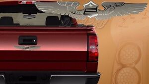 Bully Wings and Crest Emblem fits Chevrolet