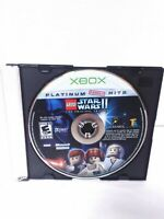 LEGO Star Wars II: The Original Trilogy (Microsoft Xbox, 2006) DISC ONLY Tested