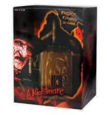 Nightmare on Elm St - Freddy's Furnace Diorama - NECA