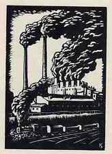 KREIS BÖRDE - Karl SCHLOTTER 16 OriginalHolzschnitte - SACHSEN-ANHALT um 1920