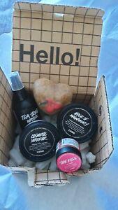 Lush   - bundle of various products