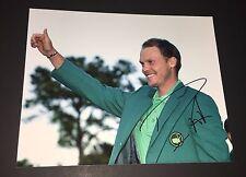 Danny Willett Signed 2016 Masters Champion 8x10 Photo COA