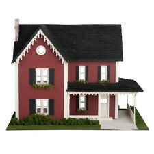 Quarter Inch Scale Country Style Farm House - Complete Kit