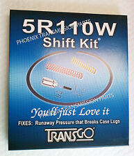 5R110W Transmission Shift Kit Valve Body Rebuild Kit Transgo for FORD Torqshift