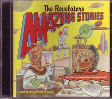 Revelators Amazing Stories remastered CD