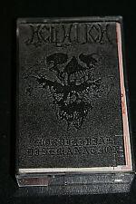 HELLWITCH Mordirivial Disemanation 1987 Demo + 1986 Demo Original RARE!! HTF OOP