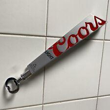 Coors Light Tap Handle Bottle Opener