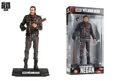 "WALKING DEAD TV SERIES BLOODY NEGAN 7"" ACTION FIGURE McFARLANE COLOUR TOPS 18cm"