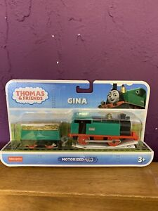 Trackmaster ~ Gina Engine ~ Thomas & Friends Motorized Railway