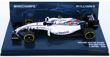 Minichamps Williams f1 fw38 #77 2016-valtteri Bottas 1/43 SCALA