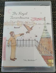 The Royal Tenenbaums - The Criterion Collection Blu-Ray (Region A)