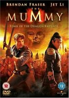 The Mummy: Tomb of the Dragon Emperor [DVD] [2008], , New, DVD