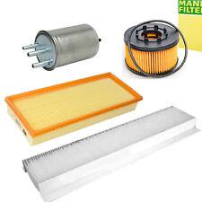 MANN-FILTER Inspektionspaket Filterset Filtersatz FORD MONDEO III 2.0 - 2.4 D