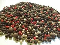 Mixed PepperCorns - 5 Pepper mix Special Whole 90g(3.2oz)  - Exceptional Quality