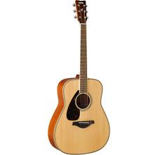 Yamaha FG820L Left-Handed Acoustic Folk Guitar (Natural)