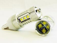 2x 80W CREE White 3156 3157 High Power LED 12V Turn Signal Brake Reverse USA