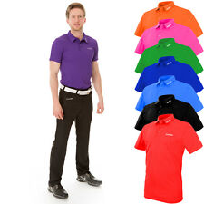 FUNKTION GOLF Mens Plain X-treme Performance Polo Shirt