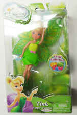 "Disney Fairies Doll 4.5"" - Fruit Collection Tink ""Apple"" Fashion"