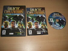 GALACTIC Civilizations 1 Gold Edition inkl. Altarian Prophecy Add-On Expansion PC