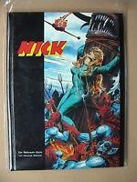 NICK Hardcover Buch Nr.12 ( Hethke 1982 ) Zustand 1