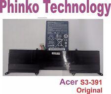 "Original Battery for ACER ASPIRE S3-391 S3-951 13.3"" AP11D3F AP11D4F ms2346"