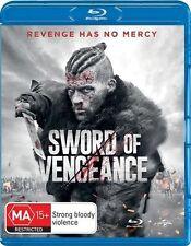 Sword Of Vengeance : NEW Blu-Ray