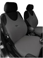 2 Grigio Scuro Sul Davanti Gilet Car Seat Covers Protettori Per Seat Ibiza