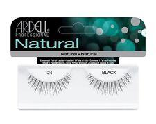 40 Pairs Ardell Natural 124 Fashion Lash Fake Eyelashes Black