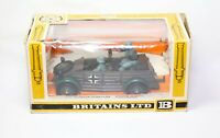 Britains Military German Volkswagen Scout Car In Its Original Box - Near Mint