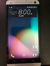 Rooted HTC One M7 - 32GB - Silver (T-Mobile) Smartphone Please read description