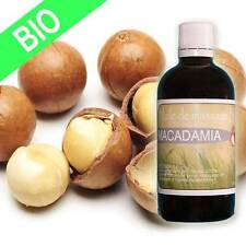 Huile de massage Macadamia Vierge BIO 100 ml végétale