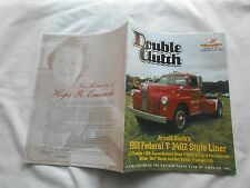 DOUBLE CLUTCH--OCTOBER/NOVEMBER,2006--ANTIQUE TRUCK CLUB OF AMERICA MAGAZINE