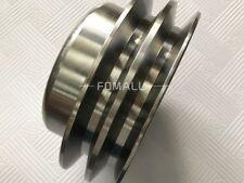 1PCS Excavator fittings ZAX200-6 EX200-5  6BG1 fan belt pulley