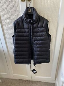 Men's Dunhill Gilet Size Large New